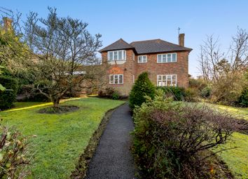 Thumbnail 4 bed detached house for sale in Heathside Road, Northwood