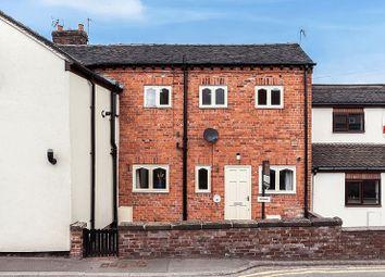 Thumbnail 2 bed terraced house for sale in Cross Street, Biddulph, Stoke-On-Trent