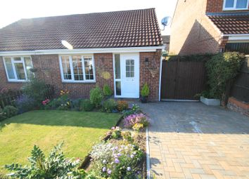 Thumbnail 2 bedroom semi-detached bungalow to rent in Ferrers Croft, Barlestone, Nuneaton
