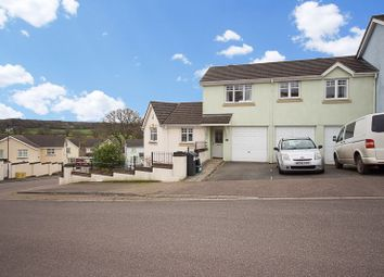 Thumbnail 2 bed property for sale in Chestnut Crescent, Chudleigh, Newton Abbot