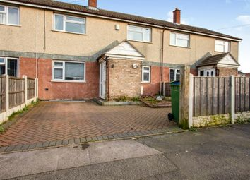 Thumbnail 3 bedroom terraced house for sale in Hawthorne Way, Carlton In Lindrick, Worksop, Nottinghamshire