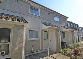 Thumbnail 1 bedroom terraced house for sale in Jackson Close, Plymouth