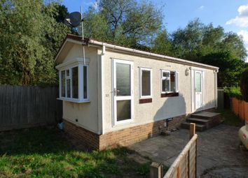 Thumbnail 1 bedroom mobile/park home for sale in Hawley Lane, Farnborough