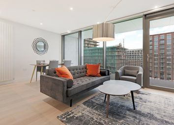 Thumbnail 2 bed flat for sale in Sienna House, Royal Wharf, London