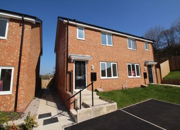 Thumbnail 2 bedroom semi-detached house for sale in Miners View, Upholland, Skelmersdale
