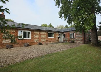 Thumbnail 2 bed semi-detached bungalow to rent in Fifehead Manor, Middle Wallop, Middle Wallop