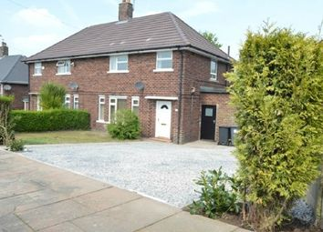 Thumbnail 3 bed semi-detached house to rent in Grove Avenue, Kidsgrove, Stoke-On-Trent