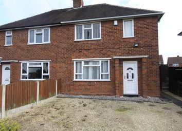 Thumbnail 3 bed semi-detached house to rent in Attlee Road, Bentley, Walsall