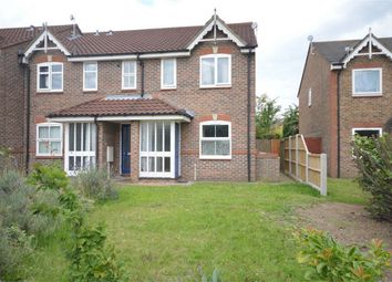 Thumbnail 1 bedroom flat for sale in Freeland Close, Taverham, Norwich