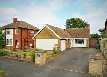 Thumbnail 5 bed detached bungalow for sale in Branting Hill Avenue, Glenfield, Leicester