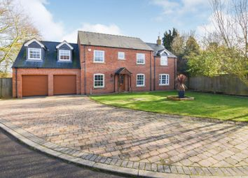 Thumbnail 4 bed detached house for sale in Southview Gardens, Tetford