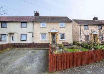 Thumbnail 2 bedroom end terrace house for sale in Burnside, Longhoughton, Northumberland