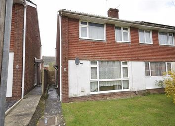 Thumbnail 3 bed semi-detached house to rent in Holly Walk, Keynsham, Bristol