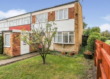 Thumbnail 3 bed end terrace house for sale in Rathlin Croft, Smithswood, Birmingham, West Midlands