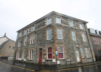 Thumbnail 1 bed flat for sale in Church Street, Dunoon, Argyll & Bute