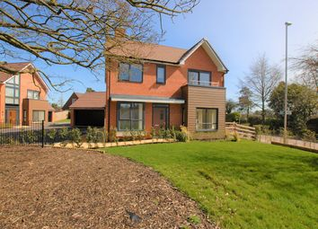 Thumbnail 4 bed detached house for sale in Ivinson Way, Off Bramshall Road, Uttoxeter