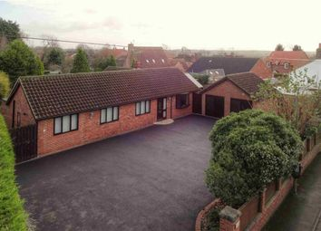 Thumbnail 3 bed bungalow for sale in Main Street, Worlaby, Brigg