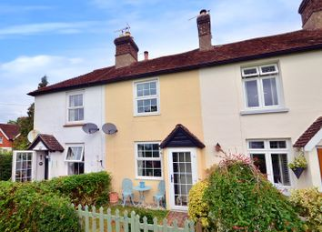 Thumbnail 2 bed terraced house for sale in Station Road, Cowfold
