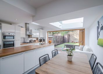 Thumbnail 4 bed terraced house for sale in Westfields Avenue, London