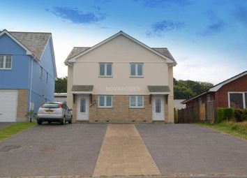 Thumbnail 3 bedroom semi-detached house for sale in Station Road, Kelly Bray
