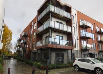 Thumbnail 1 bed flat for sale in Safflower Lane, Romford