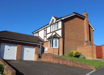 Thumbnail 4 bed detached house for sale in Clementine Avenue, Seaford