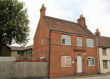 Thumbnail 4 bed end terrace house for sale in Bedford Road, Great Barford, Bedford
