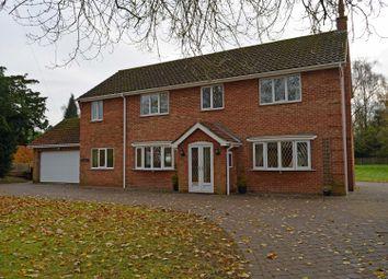 Thumbnail 5 bed detached house for sale in Hall Lane, Elsham, Brigg