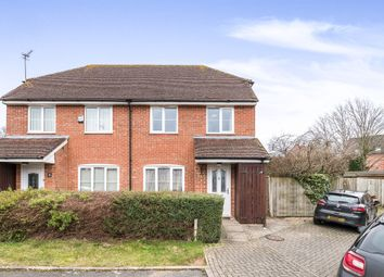 Thumbnail 2 bedroom semi-detached house for sale in Butler Close, Horspath, Oxford
