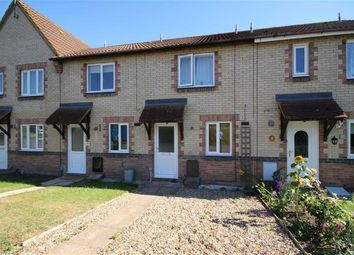 Thumbnail 2 bed terraced house for sale in Chicory Close, Swindon