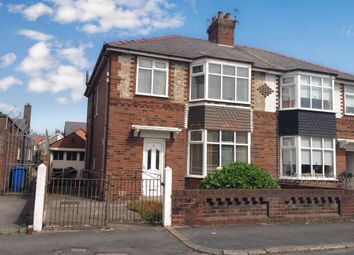 3 bed semi-detached house for sale in Dronsfield Road, Fleetwood, Lancashire FY77Bw FY7