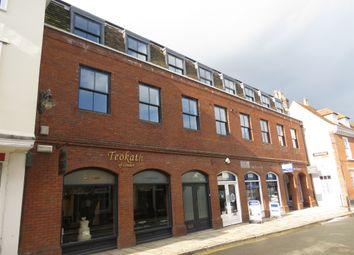 Thumbnail 2 bed flat for sale in Castle Street, Canterbury