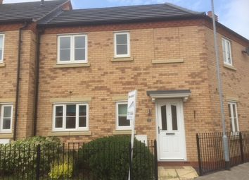 Thumbnail 3 bed end terrace house to rent in Lady Mayor Drive, Bedford