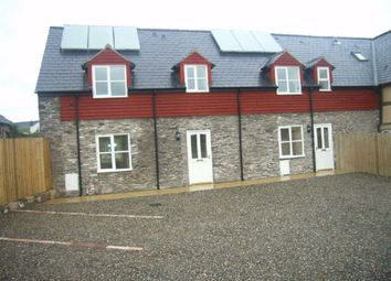 Thumbnail 3 bedroom end terrace house to rent in Barn Cottages, Llansilin, Powys