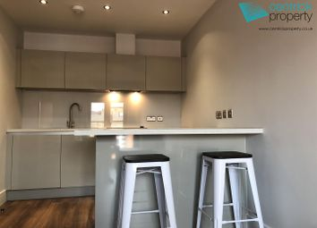 Thumbnail 1 bed flat to rent in The Folium, Caroline Street, Birmingham