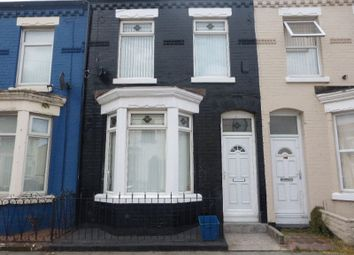 Thumbnail 3 bed terraced house for sale in Makin Street, Walton, Liverpool