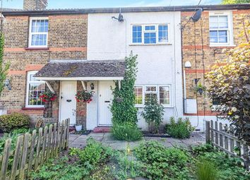 Thumbnail 2 bed terraced house to rent in Highcross Road, Southfleet, Gravesend