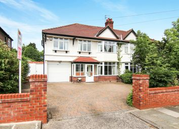 4 bed semi-detached house for sale in Heath Drive, Upton, Wirral CH49