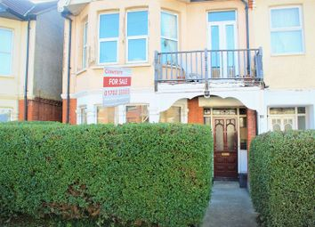Thumbnail 2 bedroom flat for sale in Cranley Road, Westcliff-On-Sea