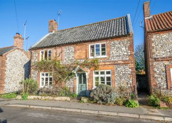 Thumbnail 4 bed detached house for sale in Weasenham Road, Great Massingham, King's Lynn