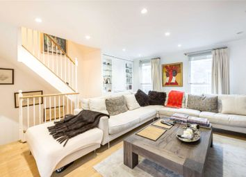 Thumbnail 4 bed terraced house for sale in Cinnamon Row, Battersea, London