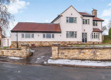 Thumbnail 5 bed detached house for sale in Fieldhead Drive, Barwick In Elmet, Leeds