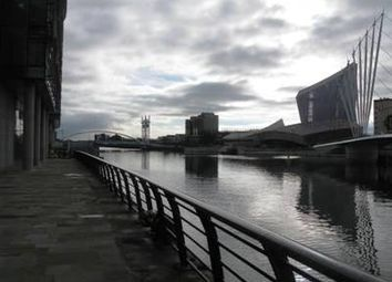 Thumbnail 2 bed flat to rent in The Heart, Blue, Media City UK, Salford Quays