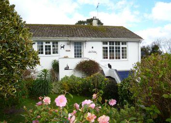 Thumbnail 2 bed semi-detached bungalow for sale in Mousehole Lane, Mousehole, Penzance