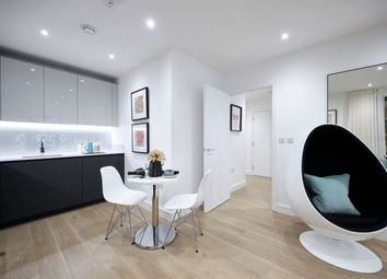 Thumbnail 1 bed flat for sale in Vallance Road, London