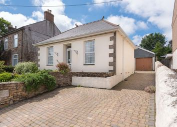 Thumbnail 3 bed detached bungalow for sale in Church Road, Pool, Redruth