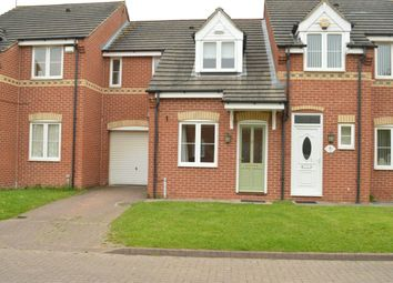 Thumbnail 3 bed terraced house to rent in John Shelton Drive, Holbrooks, Coventry