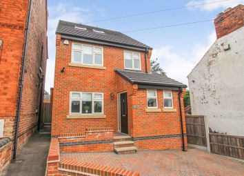 Thumbnail 3 bed detached house for sale in Breach Road, Heanor