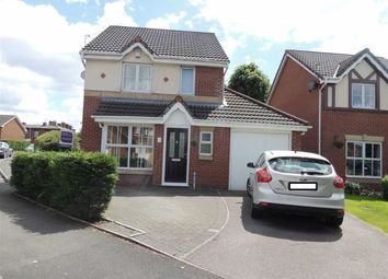 Thumbnail 3 bed detached house for sale in Newton Street, Droylsden, Droylsden
