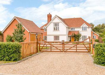 Thumbnail 5 bed detached house for sale in School Green, Blackmore End, Braintree, Essex